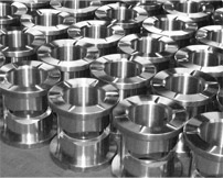 Casting of Babbitt Bearings & Seals