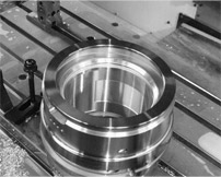 CNC Machining of Babbitt Bearings & Seals