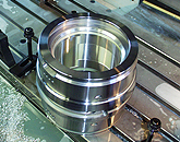 CNC Machining of Babbitt Bearings and Seals