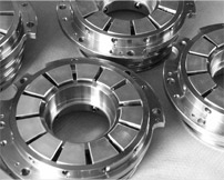 Custom Babbitt Bearings & Seals